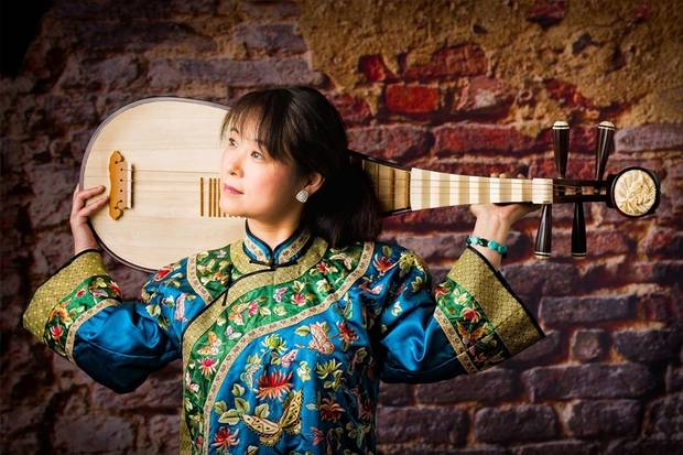 What to do in Oklahoma on Jan. 12, 2017: See Grammy-nominated virtuoso Wu Man at Armstrong Auditorium