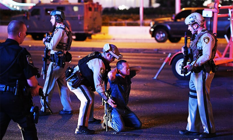 58 dead, 515 injured in Las Vegas concert shooting