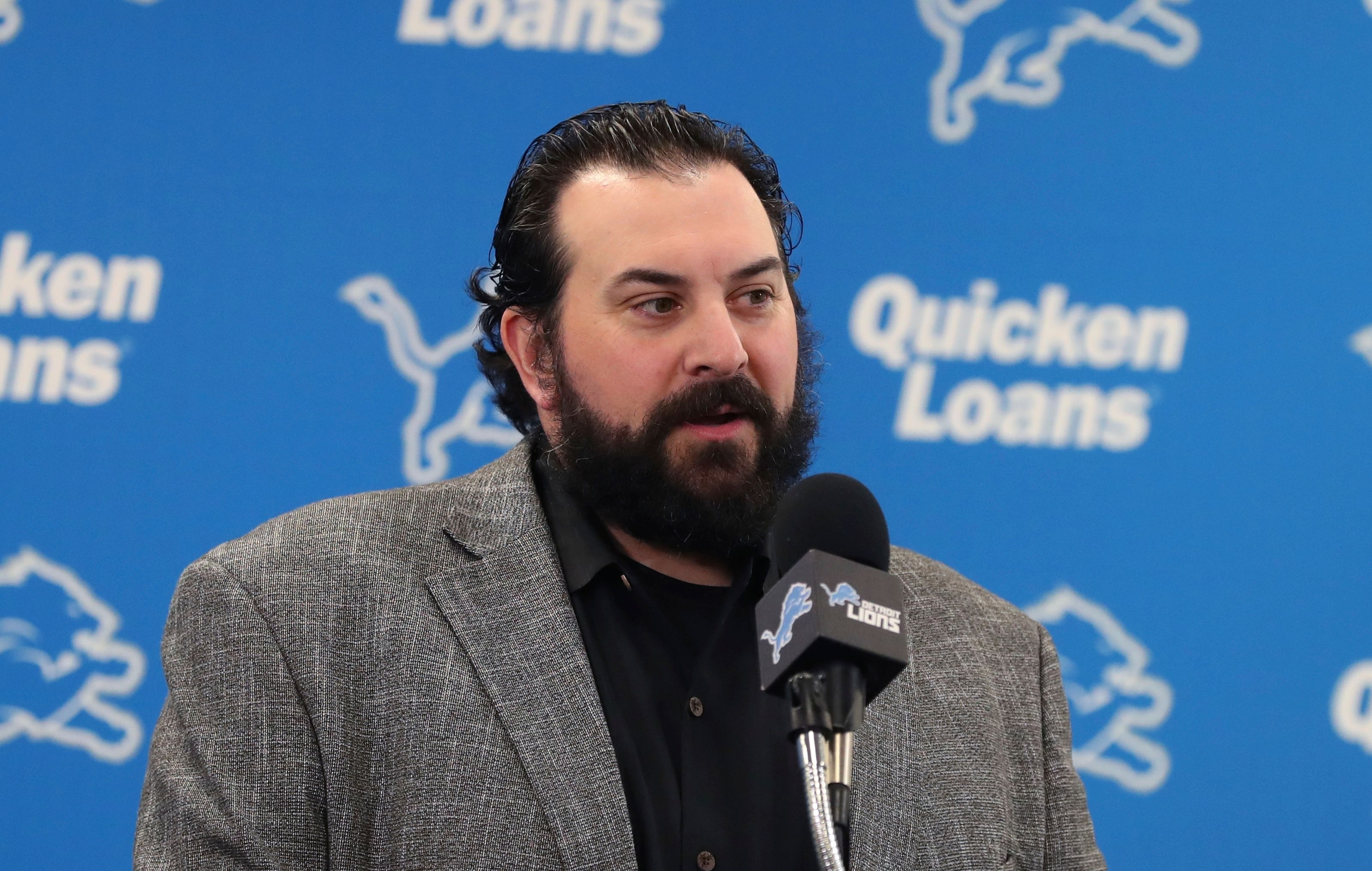 Lions coach Matt Patricia was charged with aggravated sexual assault in 1996, but case was dismissed