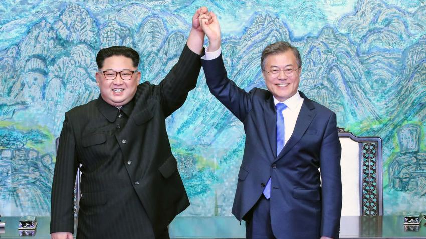 Popular support for historic Korean Summit, but is a lasting peace finally here?