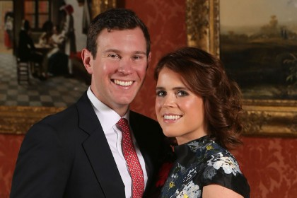 How to watch Princess Eugenie and Jack Brooksbank's royal wedding