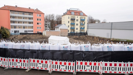 German town evacuated Christmas Day to dismantle WW II bomb