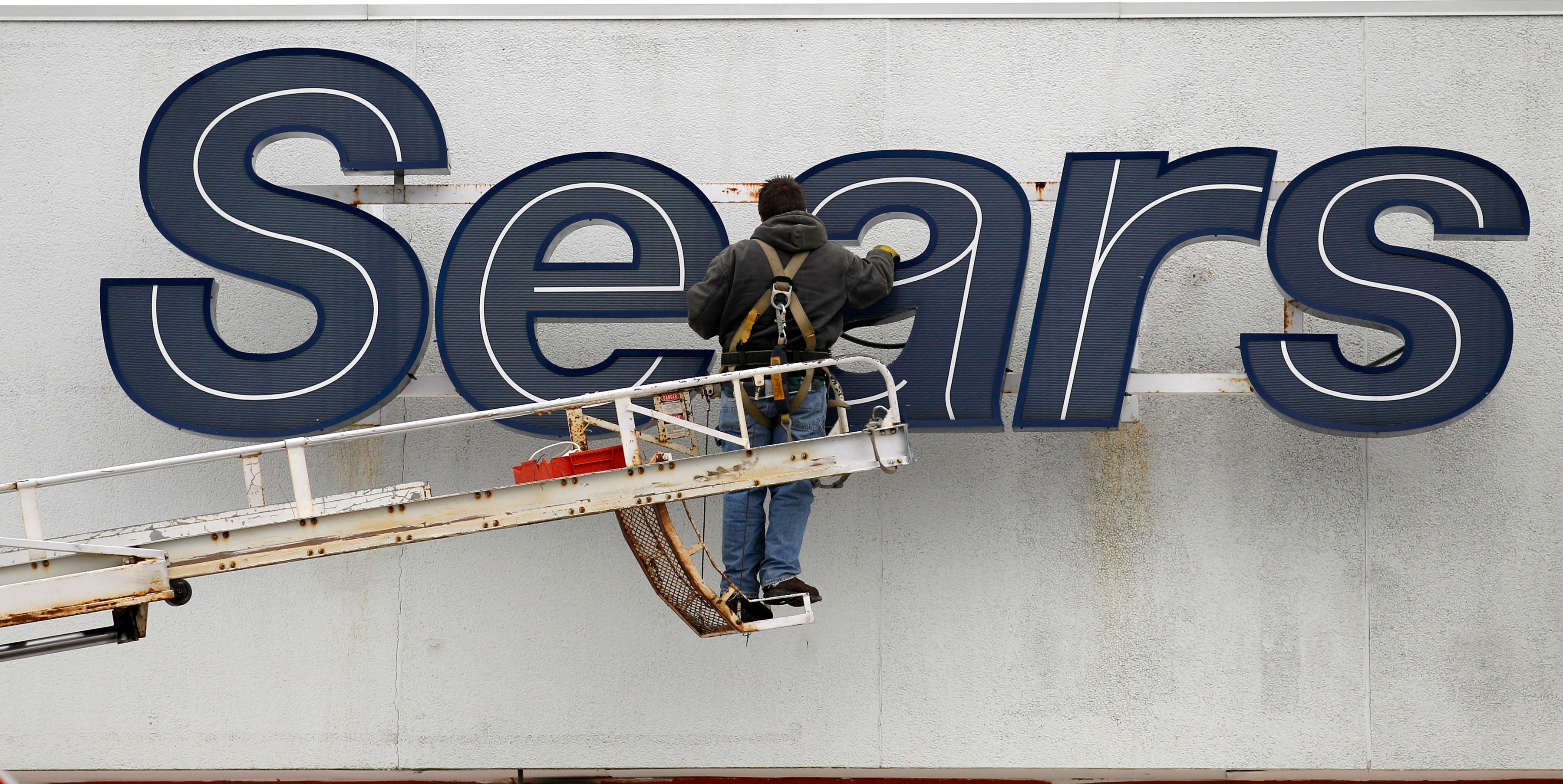Sears CEO Eddie Lampert offers tentative deal for real estate, Kenmore