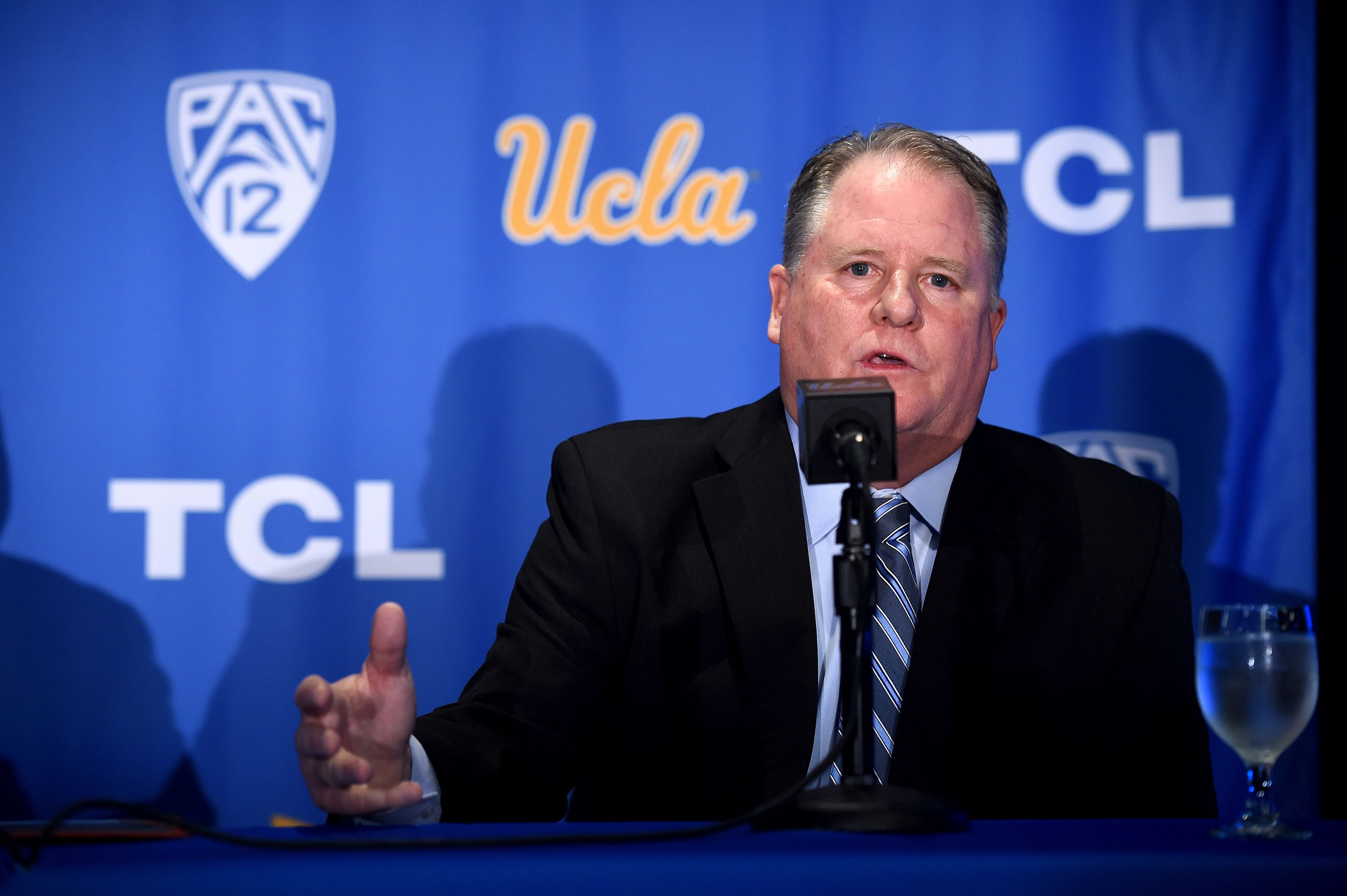 Chip Kelly arrives at UCLA, ready to chase championships