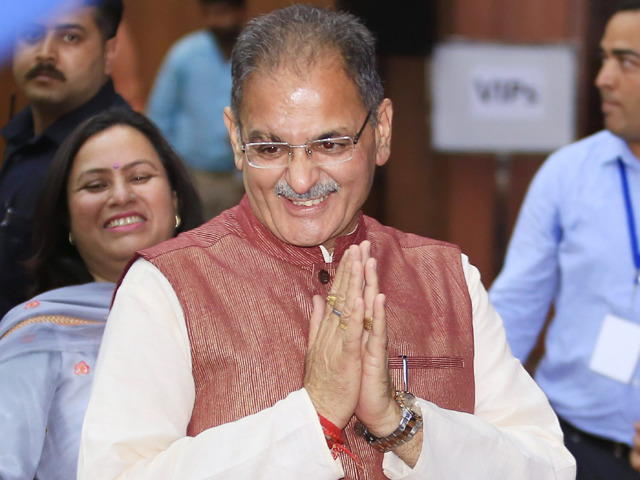 Kathua rape case is 'small issue', says new J&K Deputy CM Kavinder Gupta