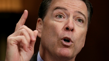 What can fired FBI boss James Comey say now? His opinion, for starters