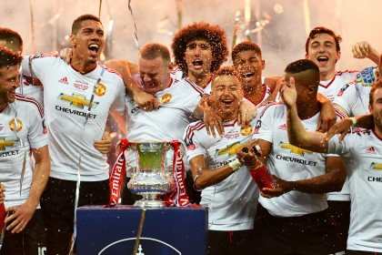 FA Cup draw: Derbies for Man Utd, Chelsea and Leicester