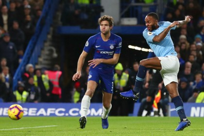Man City star Raheem Sterling hits back at media for 'fuelling racism'