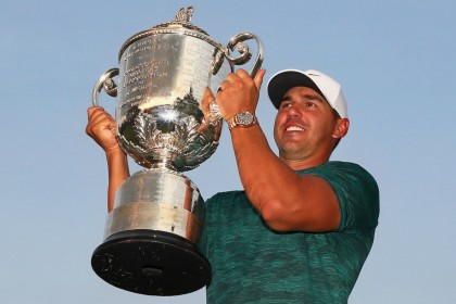 US PGA Championship: Brooks Koepka's major statement at Bellerive