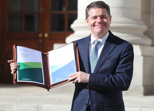 Budget 2019 denounced as 'a betrayal'