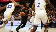 LeBron James geht zu den Los Angeles Lakers