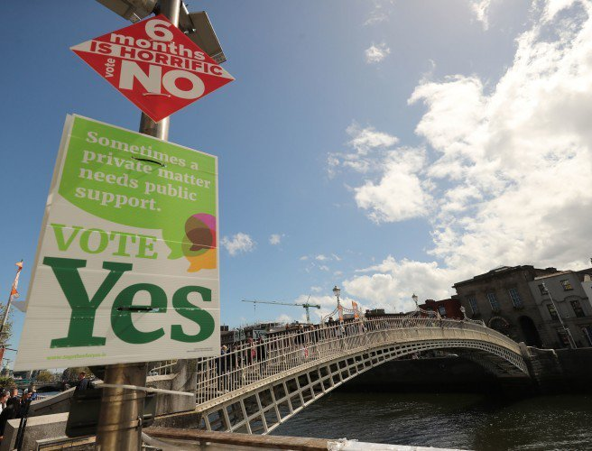 Eight Amendment referendum: What to expect in the final week of campaigning