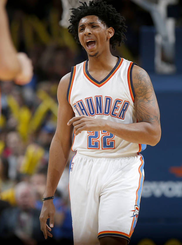 Thunder: Cameron Payne completes road back to Thunder