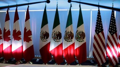 Senior Canadian officials in Washington for last-minute NAFTA effort