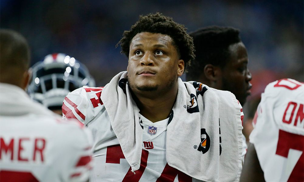 Ereck Flowers expected to be released by Giants