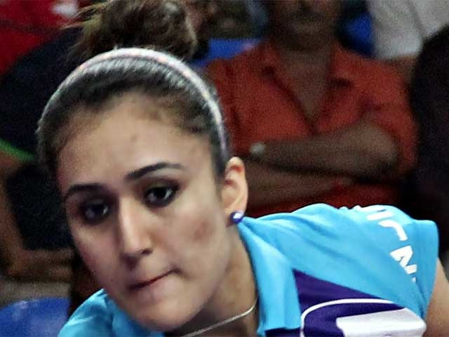 CWG: Manika Batra - Mouma Das clinch silver in women's doubles table tennis