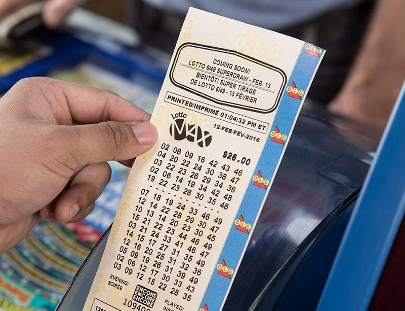 Feeling lucky? Lone $60 million Lotto Max jackpot sold in the Prairies