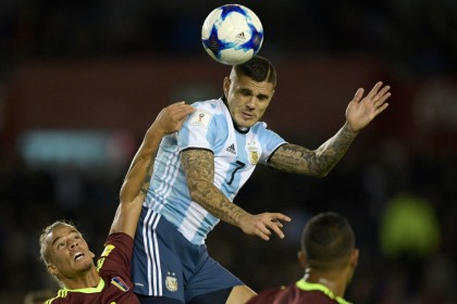 2018 World Cup: Argentina leave out Mauro Icardi but include Paulo Dybala