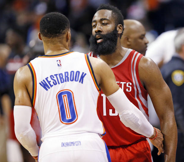 Thunder journal: Westbrook picks up steam in MVP race