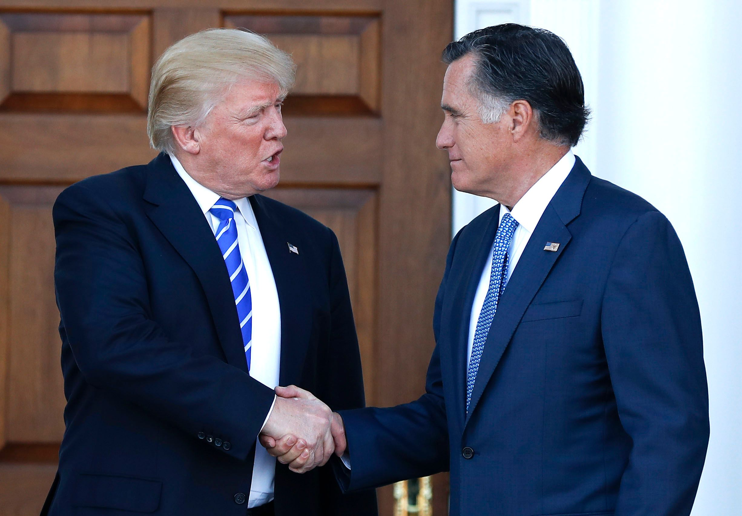 Once a bitter rival, Mitt Romney now predicts Donald Trump will win big in 2020