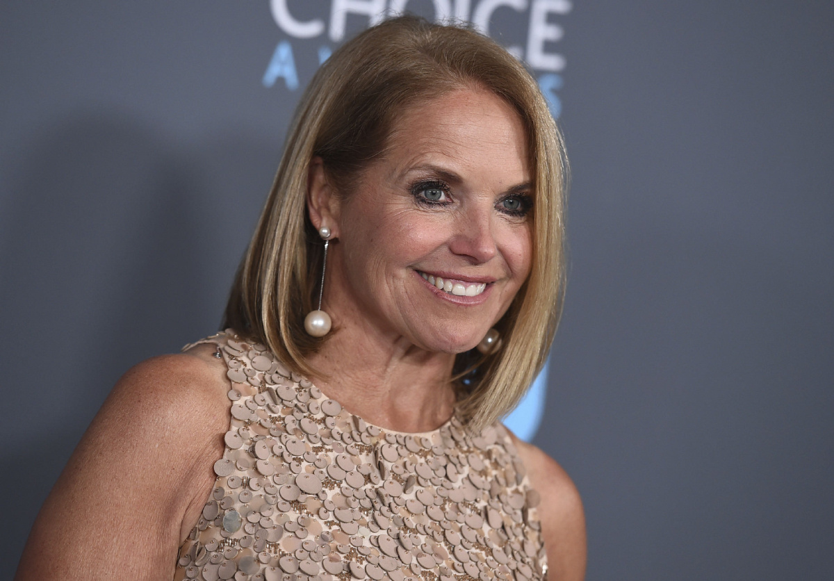 Katie Couric breaks silence on Matt Lauer sexual misconduct allegations: 'I had no idea'
