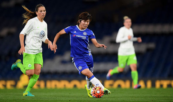 Chelsea Ladies battered by Wolfsburg in the Champions League at Stamford Bridge