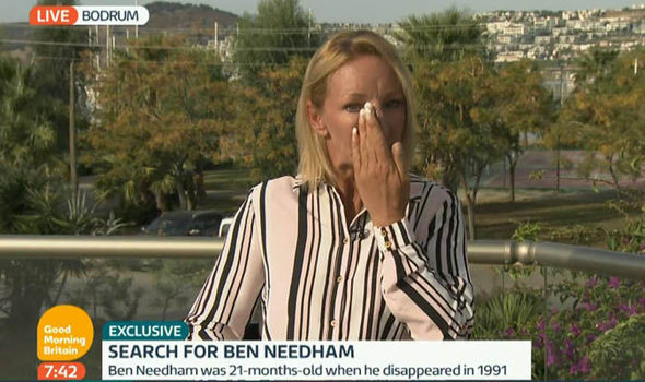 Ben Needham: Mother of missing tot 'can't live another 25 years not knowing'