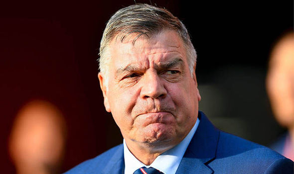 I was duped in £61,000 food hamper scam, says ex-England manager Sam Allardyce