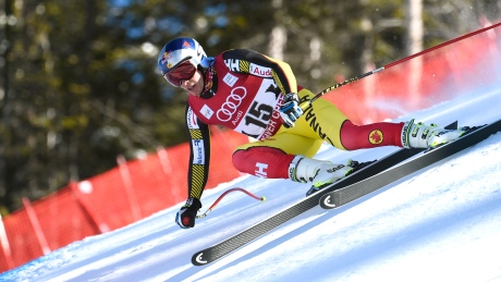 Watch World Cup men's alpine combined from Wengen