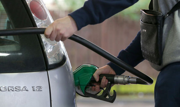 Petrol prices set to soar to two-year high this winter, drivers warned
