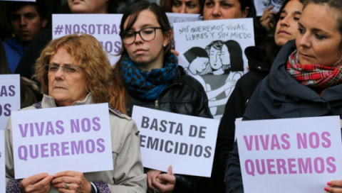 Argentina: After gang rape, women strike against gender violence