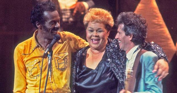 Chuck Berry: 10 Great Collaborations