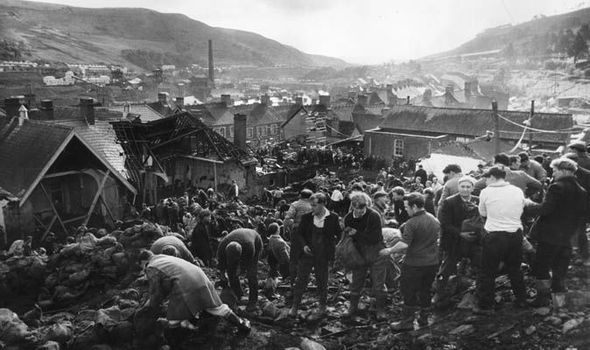 Minute's silence on 50th anniversary of Aberfan disaster to remember 144 killed