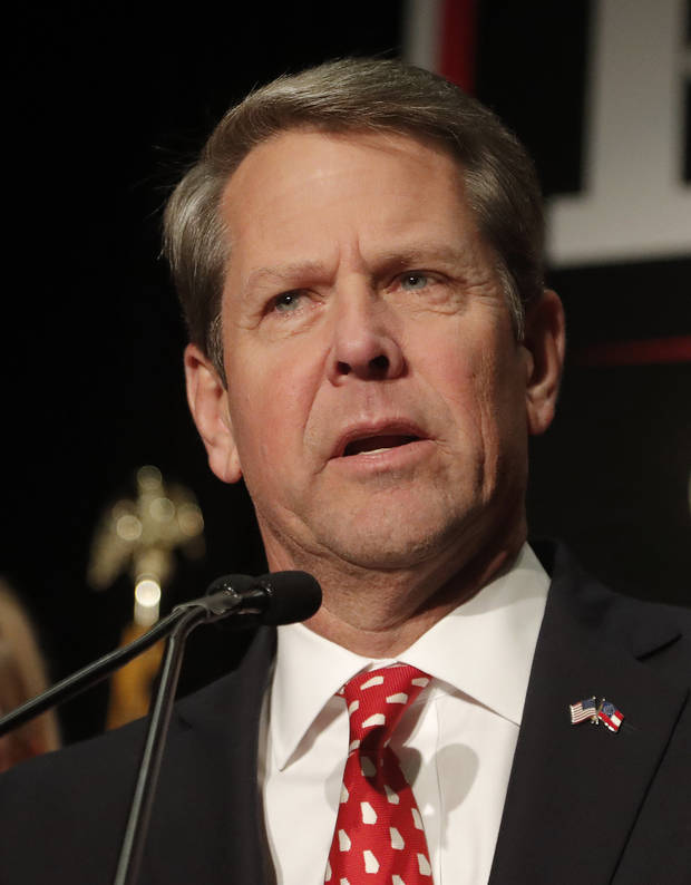 Kemp prepares to lead Georgia after rough, partisan campaign