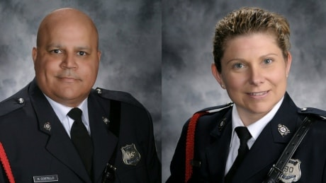 Regimental funeral planned for 2 Fredericton officers killed in shooting