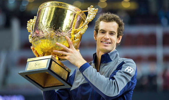 Wimbledon champion Andy Murray: Maiden China Open win caps off the best year of my career