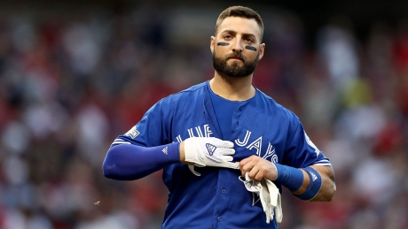 Blue Jays' Kevin Pillar reportedly under investigation for possible slur