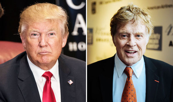 Robert Redford to play Donald Trump? Nine actors who could play the next President on film
