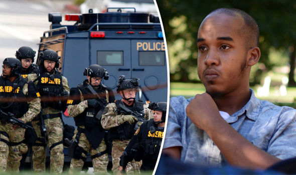 Ohio State University stabbing investigated as terror attack by 'self-radicalised' Somali