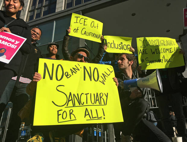 California city approves ordinance against sanctuary policy