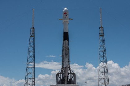 SpaceX launches 'recycled' Falcon 9 Block 5 rocket