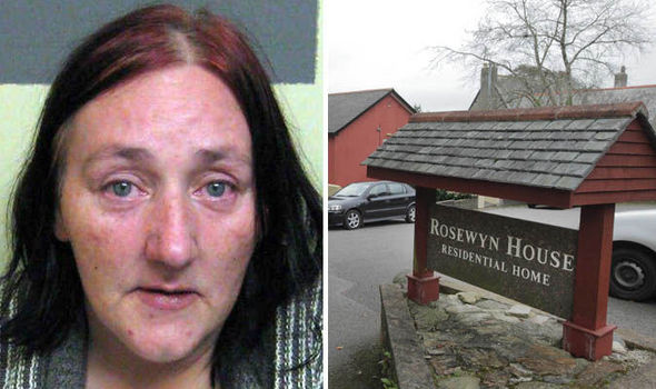 Care home worker and serial arsonist given 14 life sentences after death of OAP