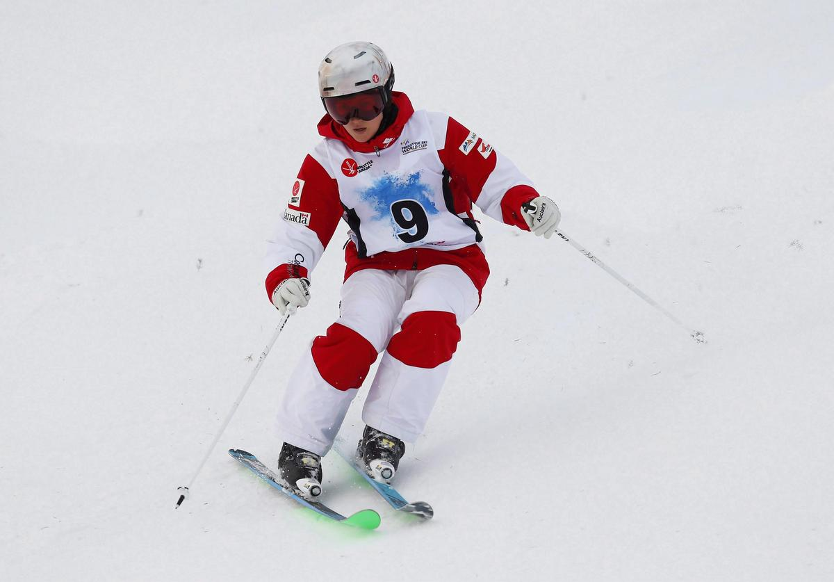 Maxime Dufour-Lapointe announces retirement from Canadian women's moguls team