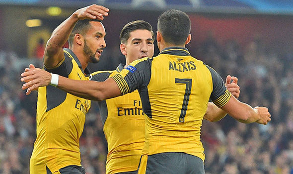 Arsenal fans shouldn't get carried away with Theo Walcott, claims Roy Keane