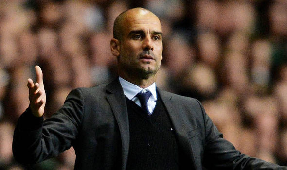 Man City boss Pep Guardiola refuses to change his mind about this player's future