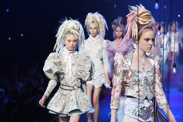 Marc Jacobs defends himself in dreadlocks catwalk race row