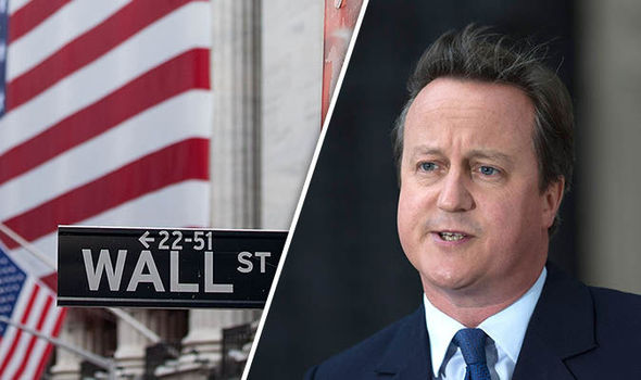 No a bad demotion! David Cameron rakes in £120,000 for ONE-HOUR talk