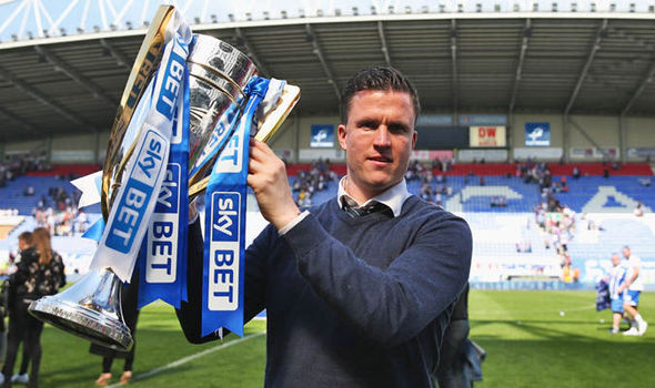 Confirmed: Wigan sack manager Gary Caldwell amid early relegation fears
