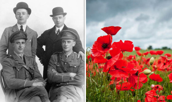 WWI brothers who died in each other's arms in the Somme are honoured in a digital memorial