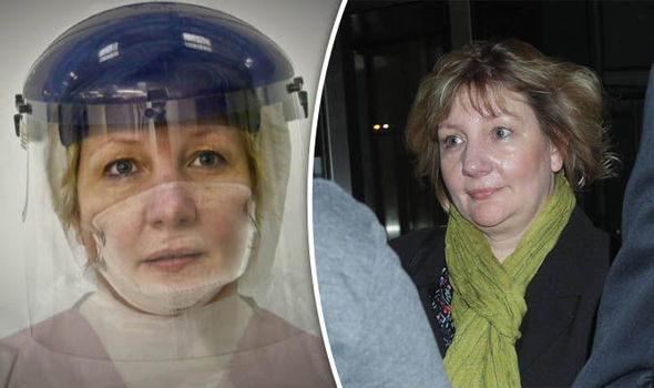 Nurse suspended for concealing Pauline Cafferkey's HIGH temperature before Ebola diagnosis